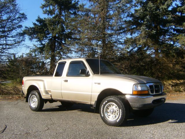 1999 Ford Ranger Supercab 4WD