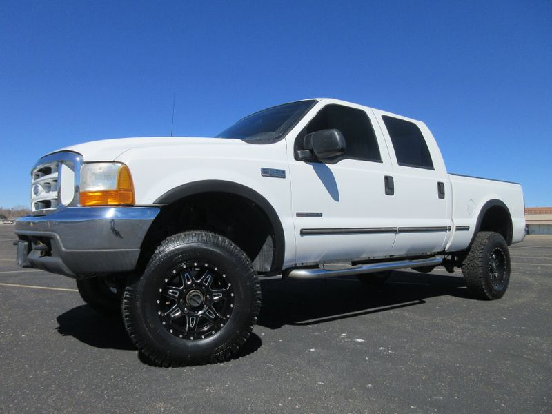 1999 Ford Super Duty F-250 Lariat 73L Crew Cab 4X4  Fultons Used Cars Inc  in , Colorado