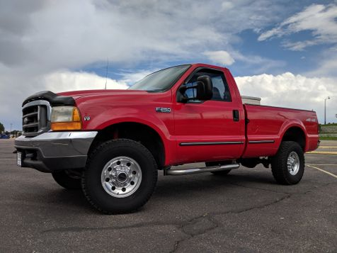 1999 Ford Super Duty F-250 XL 4WD 8' bed, Manual in , Colorado