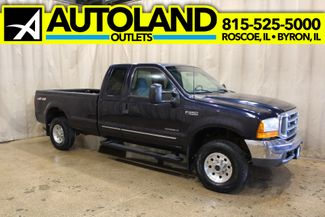 1999 Ford Super Duty F-250 Manual Diesel 4x4 Long Bed XLT in Roscoe, IL 61073