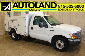1999 Ford Super Duty F-350 DRW XL in Roscoe, IL 61073