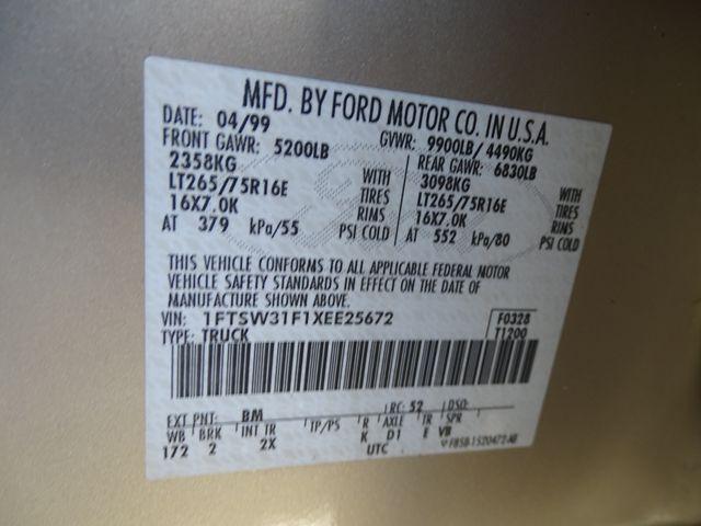 1999 Ford Super Duty F-350 SRW XLT 7.3 DIESEL 4X4 Corpus Christi, Texas 42