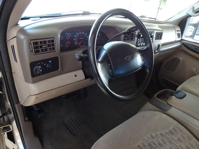 1999 Ford Super Duty F-350 SRW XLT 7.3 DIESEL 4X4 Corpus Christi, Texas 17