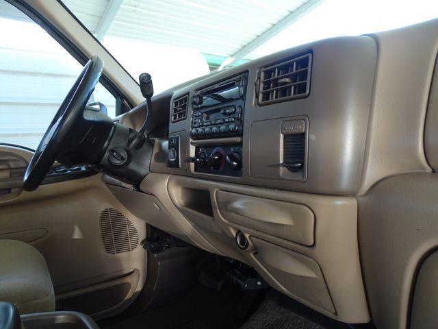 1999 Ford Super Duty F-350 SRW XLT 7.3 DIESEL 4X4 Corpus Christi, Texas 34