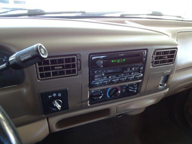 1999 Ford Super Duty F-350 SRW XLT 7.3 DIESEL 4X4 Corpus Christi, Texas 35