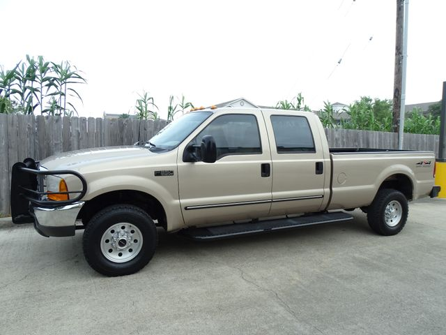 1999 Ford Super Duty F-350 SRW XLT 7.3 DIESEL 4X4