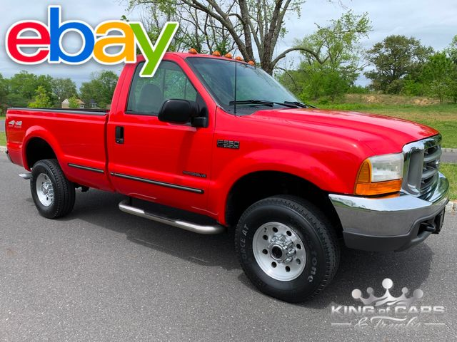 1999 Ford Super Duty F-350 SRW XLT