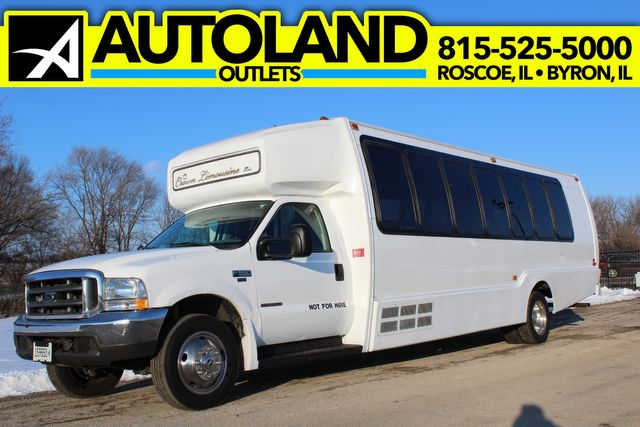 1999 Ford Super Duty F-550 Limo XLT