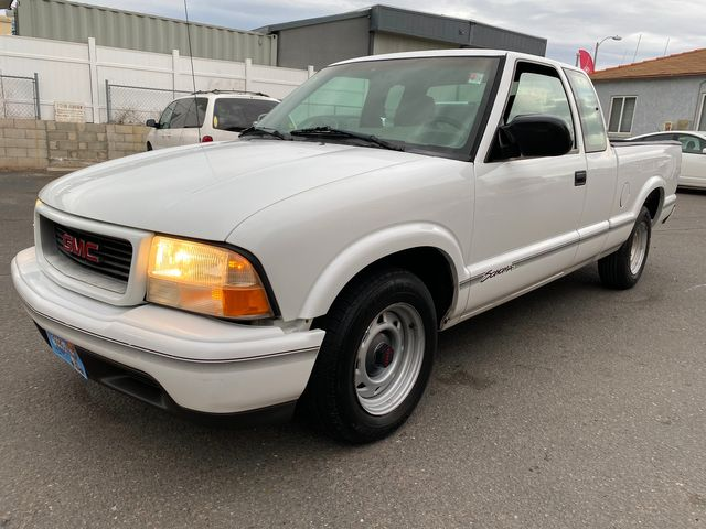 1999 GMC Sonoma SLS Extended Cab W/ Kenwood Bluetooth - 1 OWNER, CLEAN TITLE, NO ACCIDENTS, 100,000 MILES