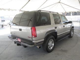 1999 GMC Yukon Gardena, California 2