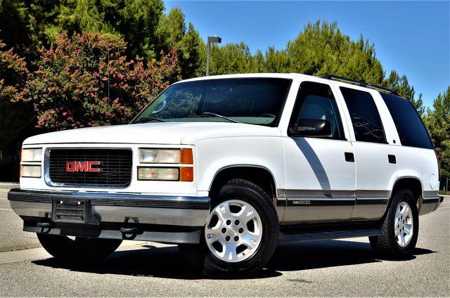 1999 GMC Yukon 4WD