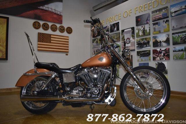 1999 Harley-Davidson DYNA WIDE GLIDE FXDWG WIDE GLIDE FXDWG