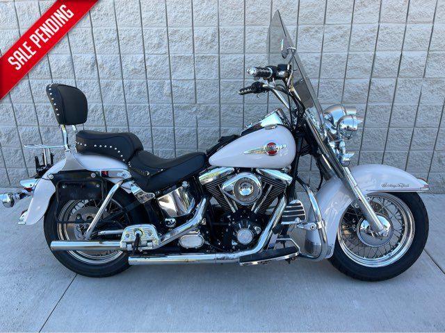 1999 Harley-Davidson FLSTC Heritage