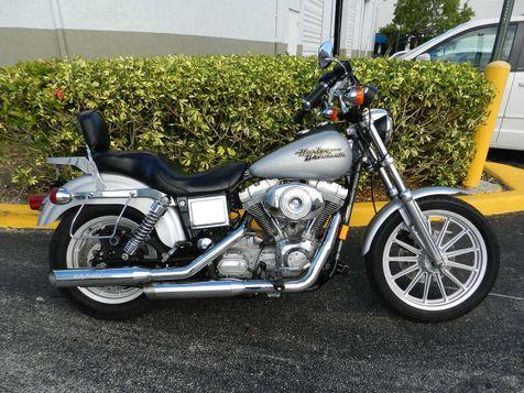 1999 Harley-Davidson DYNA SUPER GLIDE SPORT FXDX in Hollywood, Florida