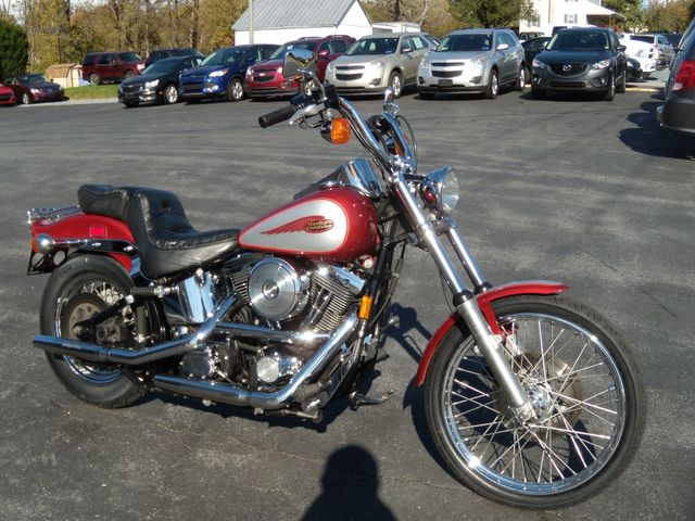 1999 Harley-Davidson FXSTC SOFTAIL CUSTOM in Ephrata, PA 17522