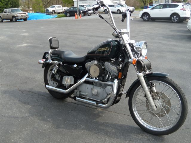 1999 Harley-Davidson XL883C SPORTSTER CUSTOM