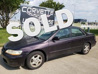 1999 Honda Accord in Dallas Texas