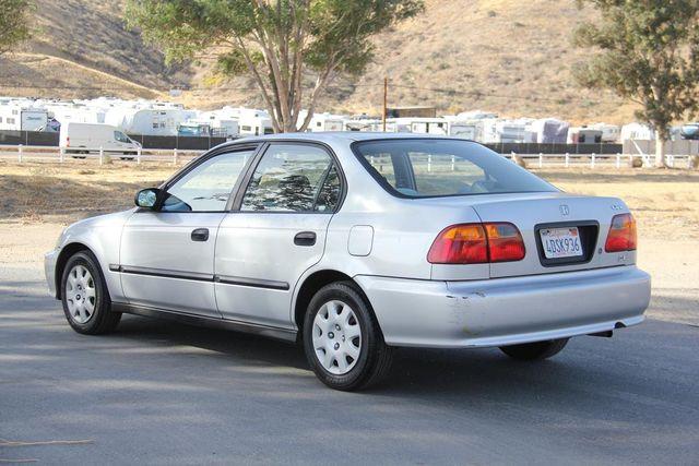 1999 Honda Civic DX Santa Clarita, CA 5