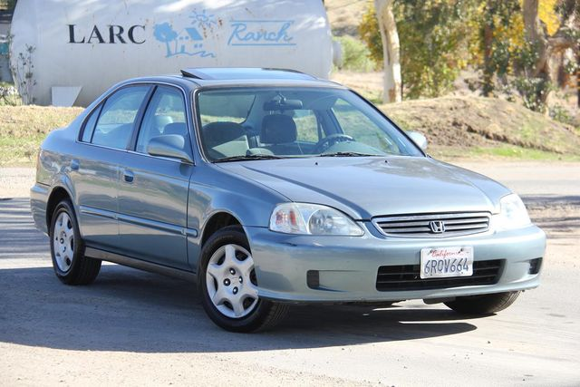 1999 Honda Civic EX Santa Clarita, CA 3