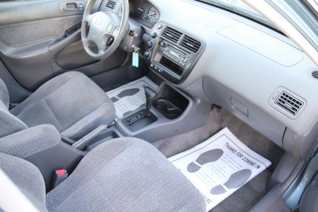 1999 Honda Civic EX Santa Clarita, CA 9