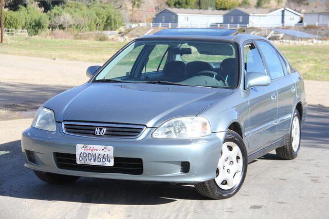 1999 Honda Civic EX Santa Clarita, CA 4