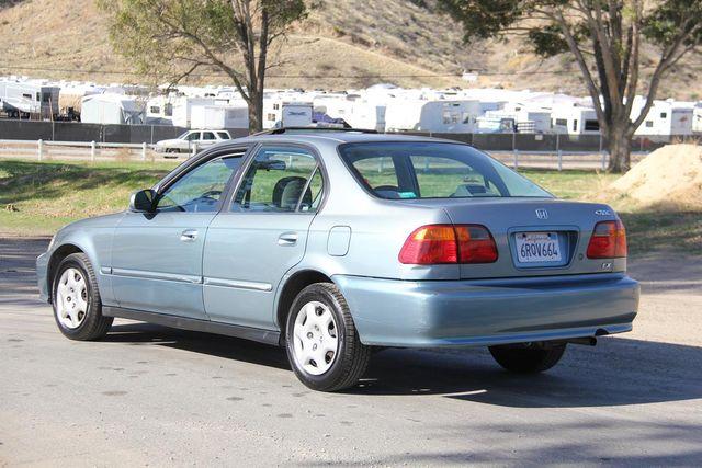 1999 Honda Civic EX Santa Clarita, CA 5