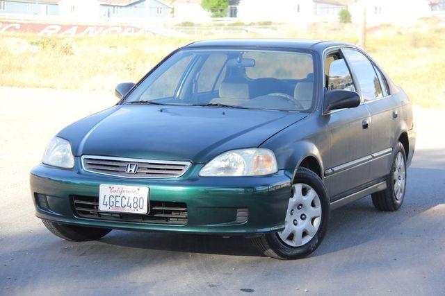 1999 Honda Civic LX Santa Clarita, CA 4