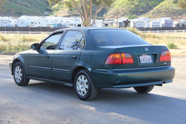 1999 Honda Civic LX Santa Clarita, CA 5