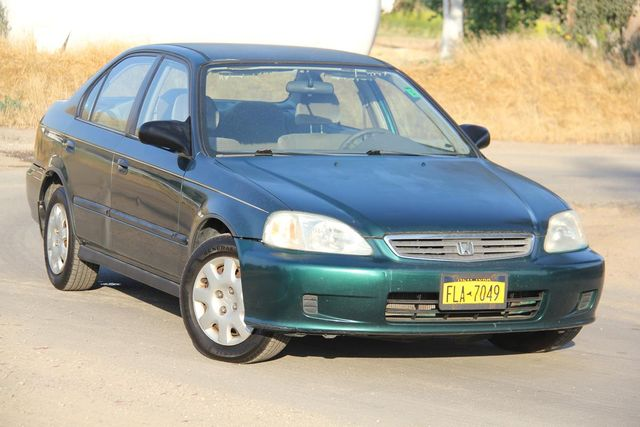 1999 Honda Civic DX Santa Clarita, CA 3