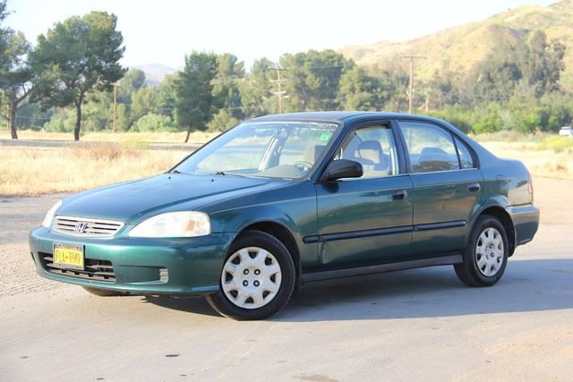 1999 Honda Civic DX Santa Clarita, CA 1