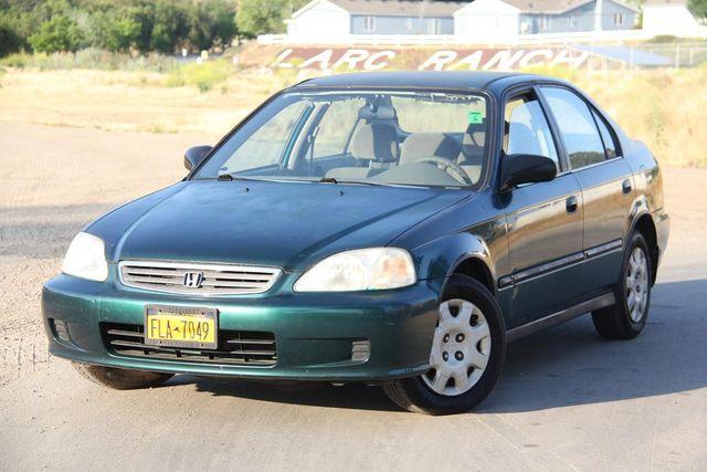 1999 Honda Civic DX Santa Clarita, CA 4