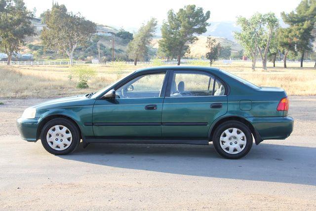 1999 Honda Civic DX Santa Clarita, CA 11