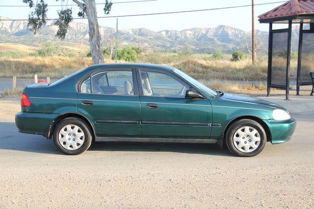 1999 Honda Civic DX Santa Clarita, CA 12