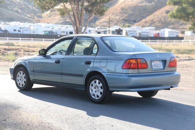 1999 Honda Civic LX Santa Clarita, CA 3