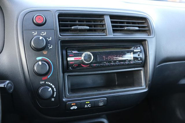 1999 Honda Civic EX Santa Clarita, CA 17