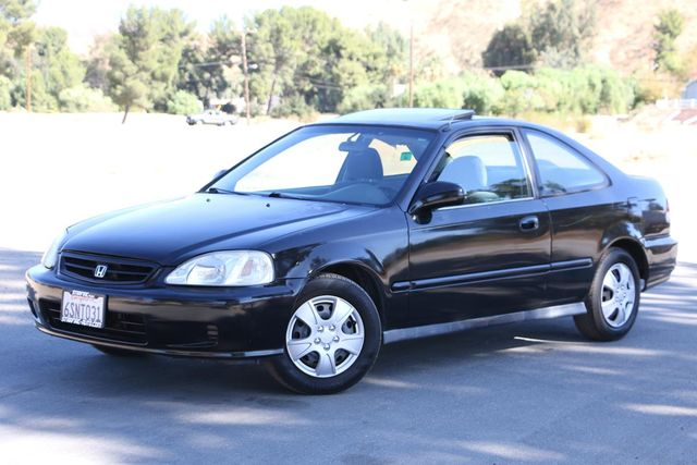 1999 Honda Civic EX Santa Clarita, CA 1