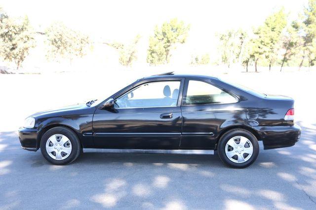 1999 Honda Civic EX Santa Clarita, CA 10