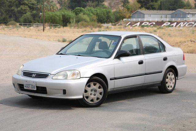 1999 Honda Civic LX Santa Clarita, CA 1