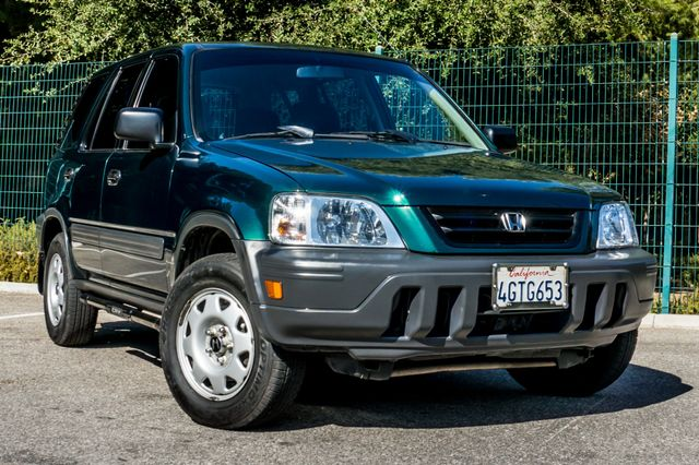 1999 Honda CR-V LX Reseda, CA 3