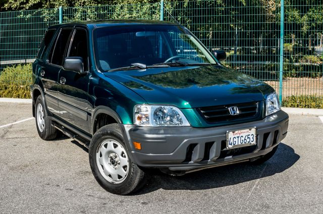 1999 Honda CR-V LX Reseda, CA 37