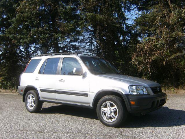 1999 Honda CR-V EX 4WD