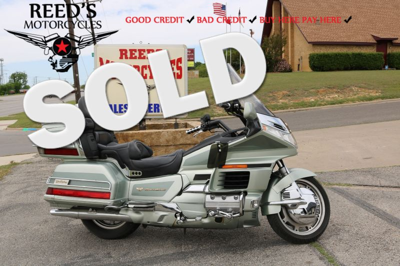 1999 Honda Goldwing 1500 | Hurst, Texas | Reed's Motorcycles in Hurst Texas