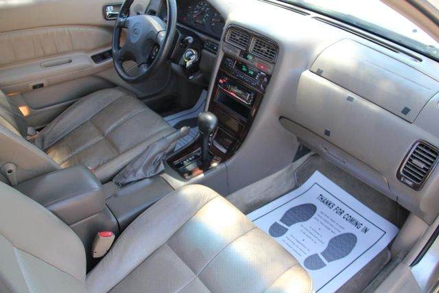 1999 Infiniti I30 Touring Santa Clarita, CA 9