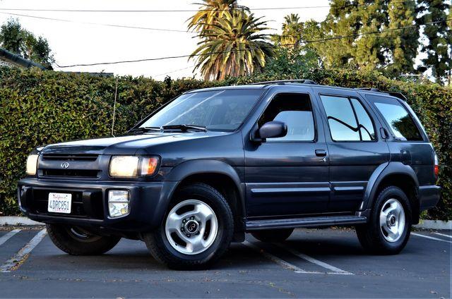 1999 Infiniti QX4 Luxury 4WD