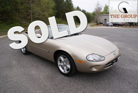 1999 Jaguar XK8  in Mooresville