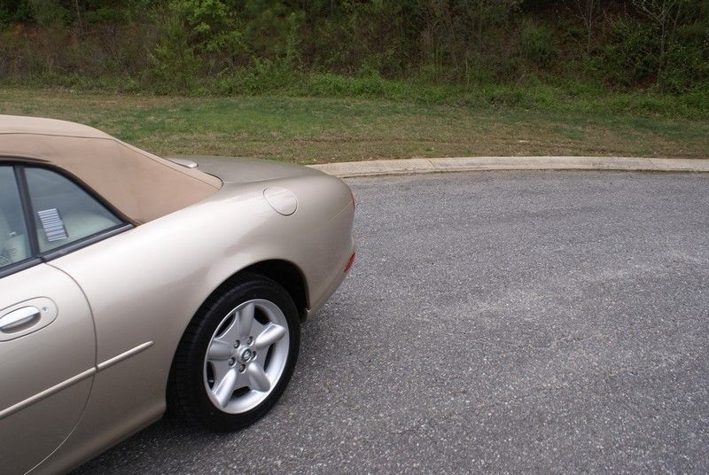 1999 Jaguar XK8   city NC  The Group NC  in Mooresville, NC