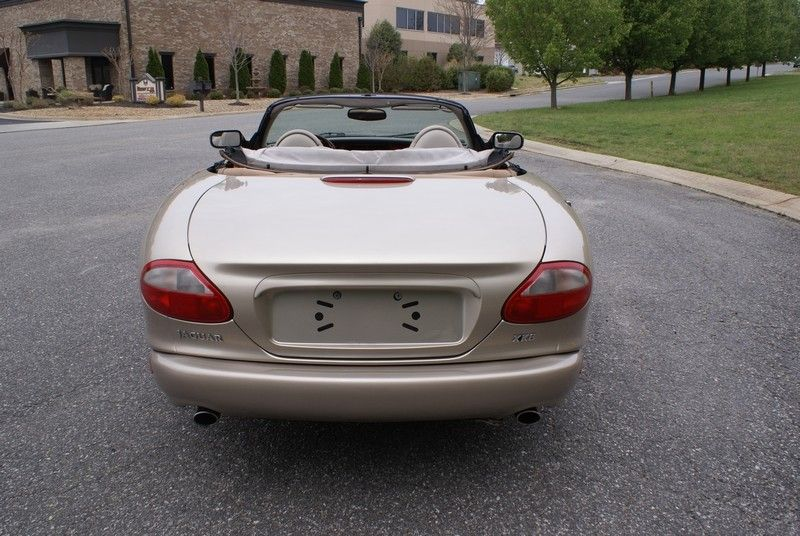 1999 Jaguar XK8   city NC  The Group NC  in Mansfield, NC