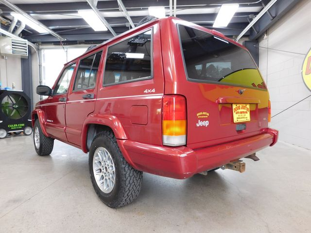 1999 Jeep Cherokee Limited ( READ DESCRIPTION) in Airport Motor Mile ( Metro Knoxville ), TN 37777