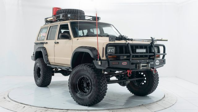 1999 Jeep Cherokee Sport with Many Upgrades in Dallas, TX 75229