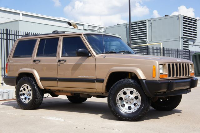 1999 Jeep Cherokee Sport * 4.0 6-Cylinder * 4x4 * AUTOMATIC *